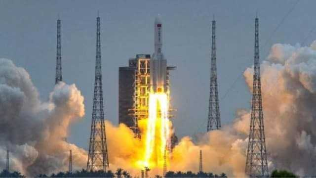 خرج عن السيطرة.. سقوط صاروخ صيني ضخم على كوكب الأرض خلال أيام