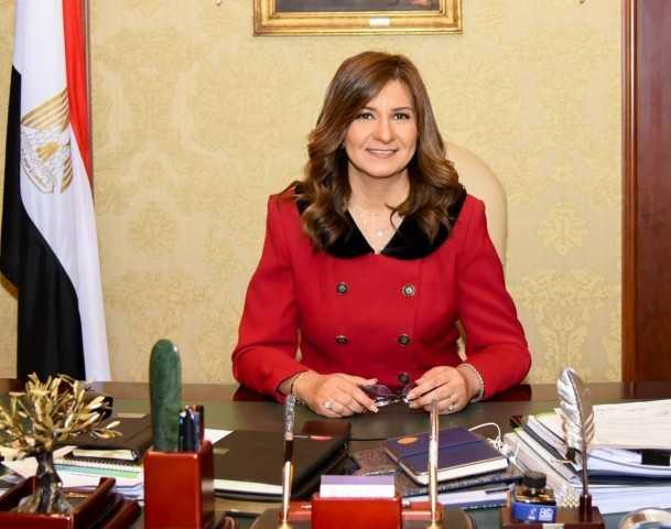 وزيرة الهجرة تعقد لقاءً مع شابين مصريين بالخارج لاستعراض تجربتهما السياسية