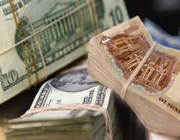 أسعار الدولار في مصر اليوم الجمعة 7-5-2021