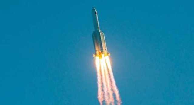الصاروخ الصينى سيمر مرة اخرى فى الاجواء المصرية مساء اليوم...تفاصيل
