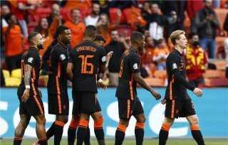 يورو2020 .. هولندا تحقق رقمًا تاريخيًا.. وديباي يلتحق بشنايدر في قائمة مميزة
