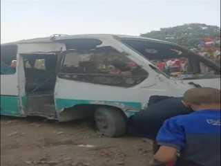 الصحة تعلن حصيلة ضحايا وإصابات حادث قطار حلوان