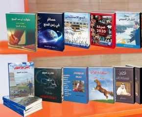 الكاتب بسام عبد السميع يشارك بـ10 إصدارات في معرض القاهرة للكتاب