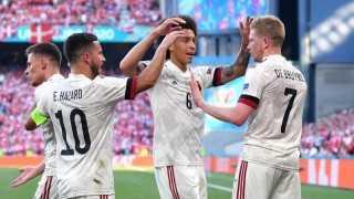 يورو 2020.. هازارد ودي بروين في تشكيل بلجيكا الأساسي أمام فنلندا