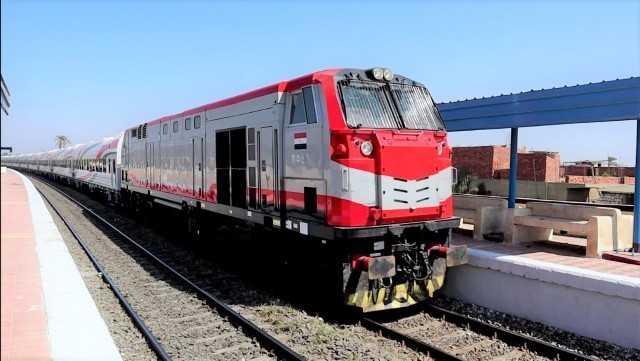 35 دقيقة متوسط التأخيرات في حركة القطارات بين بنها وبورسعيد