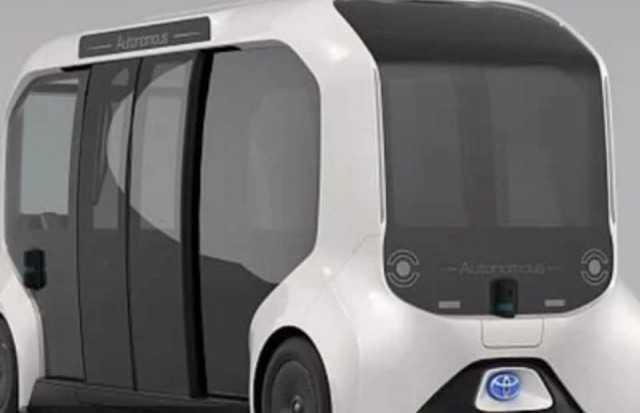 تويوتا توفر سيارات كهربائية فى أولمبياد طوكيو