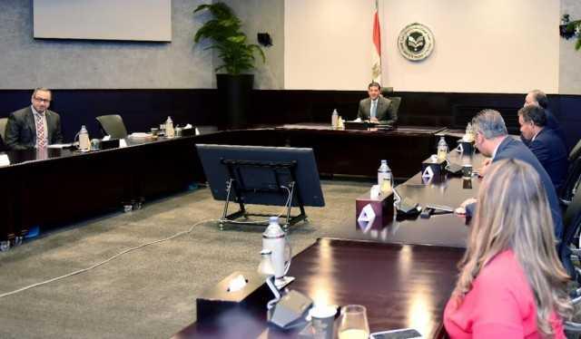 بدء البرنامج التدريبي لـ 17 دارسًا مصريًا بالخارج بالهيئة العامة للاستثمار
