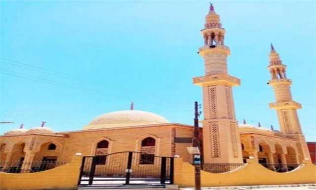 بث مباشر   شعائر صلاة الجمعة من مسجد الشيخ عبيد بالدقهلية