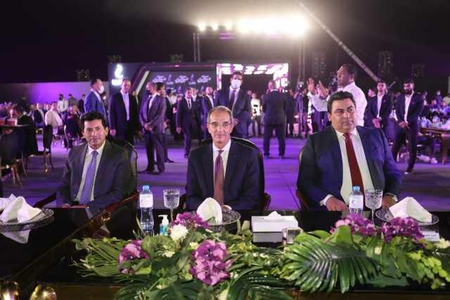 «الاتصالات» تكرم أبطال البعثة المصرية المشاركين في بارالمبياد طوكيو 2020