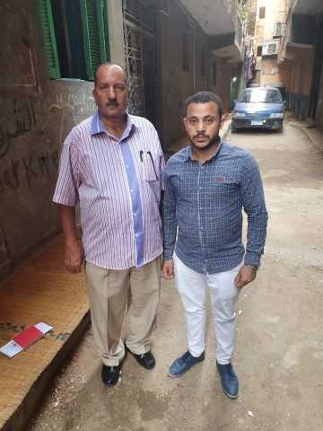محطة مصر نيوز في منزل عريس المرج المقتول قبل فرحه بأيام .. (فيديو)
