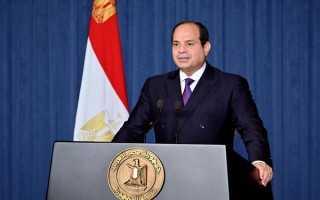 تطورات سد النهضة تتصدر مباحثات الرئيس السيسي وملك البحرين