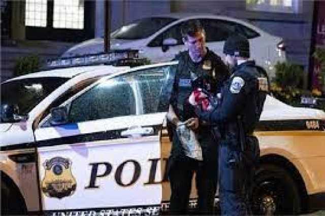 اعتقال 4 أشخاص بمحيط الكونجرس الأمريكي خلال مسيرة