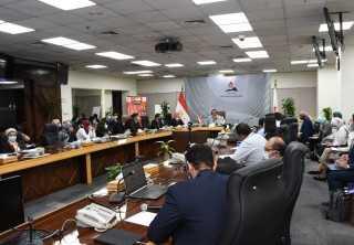 «معلومات الوزاء» يعقد برنامج تدريبي حول «إعداد وكتابة أوراق السياسات العامة»