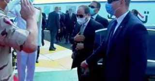 """رئيس  الوزراء : محطة معالجة مياه مصرف """"بحر البقر"""" الاضخم من نوعه فى العالم"""