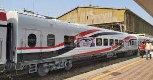مواعيد القطارات الروسية الجديدة على خطوط الصعيد التابعة للسكة الحديد