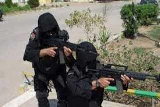 مصرع عنصر إجرامي شديد الخطورة في تبادل لإطلاق النار مع الشرطة بالجيزة