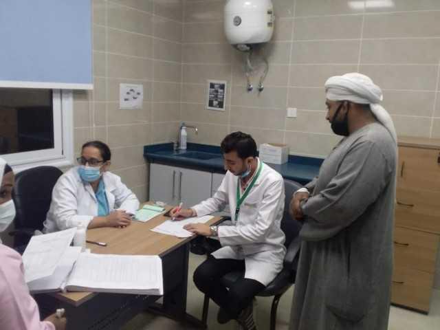 قافلة الأزهر الطبية تواصل عملها لليوم الثالث في محافظة الأقصر